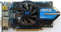 Sapphire Radeon HD5750