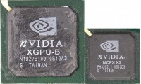NVIDIA XGPU-B chipset