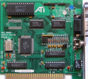ATI 18700 (Small Wonder Graphics Solution)